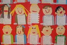 Start of new school year ideas / by N.Buchanan
