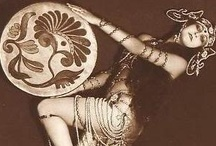 Sacred Shakti / Goddesses, Woman Drummers, Gypsies, Snake Charmers, Shamans, Vintage Oriental-ism, Witches, Flapper Girls, Belly dancers, Female Hunters #Inspiration / by Shana Marie