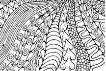 Zentangles / by N.Buchanan