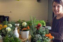 #Teamlocoflo / Our crazy, flower-loving crew!