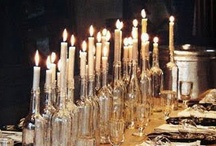 Candles, Lights and Illuminations / decorative lights to brighten your spirits...