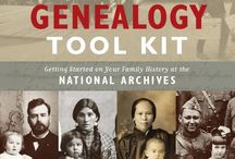 Family History Research / by Connie Lane