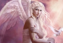 Angels / We shall find peace. We shall hear angels, we shall see the sky sparkling with diamonds.