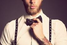 Mens fashion and styling / I like a man who knows how to dress like a man and behaves like a gentelman ;)