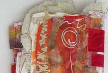 Mixed Media, Art Journals, Vintage Objects for Art, etc. / by Tina LePage