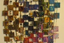 Textiles / Sewing, yarn, embroidery, etc / by Tina LePage