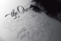 Font-ology / For all those great fonts out there / by Rachel Russell