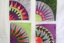 Quilting - Foundation paper piecing