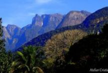 Brazil-Rio-Range Forest of Organs- Guapimirim Ancient Route of Gold