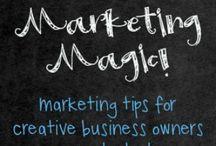 Marketing/PR / by Sydney Crippen
