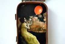 Altered Art, Assemblage & Mixed Media