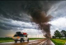 Twister / Tornadoes they're the most powerful destruction of nature and beautiful too.