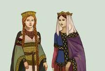 medieval / by Martena England