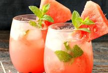Bebidas / Drinks / by Rosa Darden