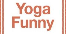 Yoga Funny / Yoga fun • yoga funny quotes • yoga humor • yoga funny pictures | Celebrating yoga as a lifestyle • for beginners • yoga workouts • inspiration • poses • for weight loss • for flexibility • photography | ★ yogalifestyles.com