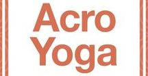Acro Yoga / Acro Yoga  • poses • for beginners • for beginner couples | Celebrating yoga as a lifestyle • for beginners • yoga workouts • inspiration • poses • for weight loss • for flexibility • photography | ★ yogalifestyles.com