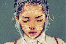 art | illustration / by techling