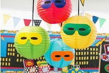 bithday party ideas for C