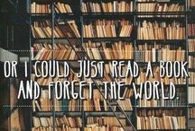 Books. Books. And more books.