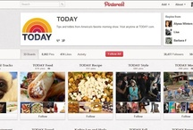 Brands on Pinterest / Brands Beyond The Expected To Be On Pinterest