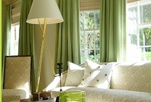 Friendly living/sitting rooms or dens / by Bethany Hargett