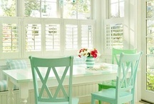 Functional dining areas / by Bethany Hargett