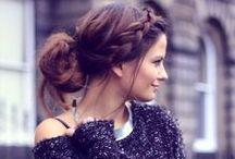 Great Hair Day / by Lia | sugar & snapshots