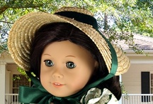 Dolls and doll clothes / by Peggy Schrader