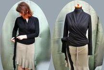 ❤ Sewing: Women Clothing & Tutorials ❤ / Sewing Tutorials & Patterns / by Chantal Grewar van Rensburg