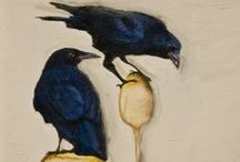 Crows, Ravens, Magpies