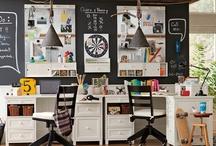 Homeschool - Rooms/Blogs/Tips
