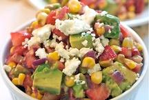 FOOD - Salads & Salsa