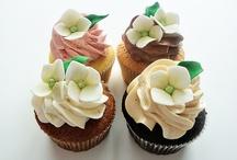 * Baking - Cupcake & Cake Design Inspiration