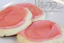 * Baking - Yummy Cookies!