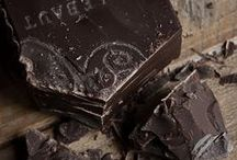 Chocoholic / Chocolate in every form. / by Lia | sugar & snapshots