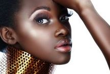 Beauty Tips For Black Skin / As a former make up artist, I would always get asked about the best product and beauty tips to help women with black skin enhance their natural beauty. This board offers beauty products and natural make up and skin care tips for black skin and dark complexions / by Absolutely Pure