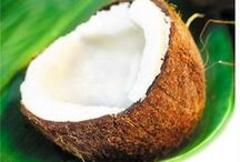 """Coconut Crush / Coconut is not only delicious but also highly nutritious and rich in fibre, vitamins, and minerals. It is classified as a """"functional food"""" because it provides many health benefits from beating sugar cravings to aiding weight loss. It's powerful properties can be consumed in multiple ways; coconut oil, coconut milk and coconut water. / by Absolutely Pure"""