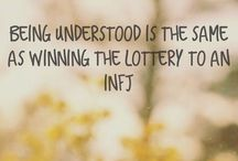 INFJ / by Summer Smith