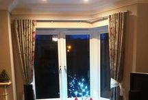 Beautiful Wave Curtains / Here are some of the beautiful Wave Curtains that we have fitted recently