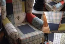 Upholstery / Chalfont Interiors offer an Upholstery Service to die for!