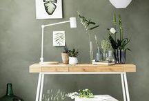 workspace / studio / office