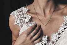 Styling Inspiration / Stunning diamond jewelry that seamlessly style together.