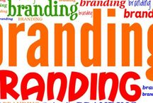 Branding / Branding is the identity of your business. Your brand includes your business vision and mission. Your brand also includes your logo, colors - how people identify your company. Brand, branding, marketing, logo, vision, mission.