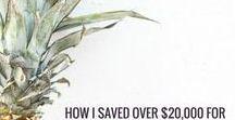 MONEY saving tips / Money saving tips