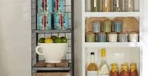 ORGANIZE kitchen / Organize kitchen drawers, organize kitchen cupboards and more inspiration for getting you kitchen in order.