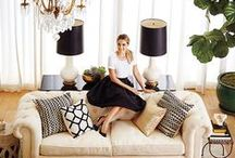 Home: Living Room Chic