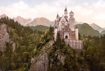 Castles / by Jackie Davis