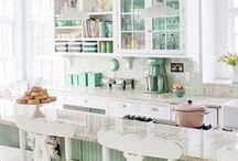 Home: Kitchen Chic