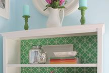 Crafty projects & Good Ideas / Home Decor / by Cathy Johnson