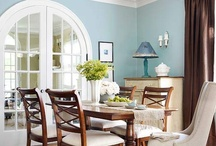 Kitchens and Dining Rooms / by Cathy Johnson